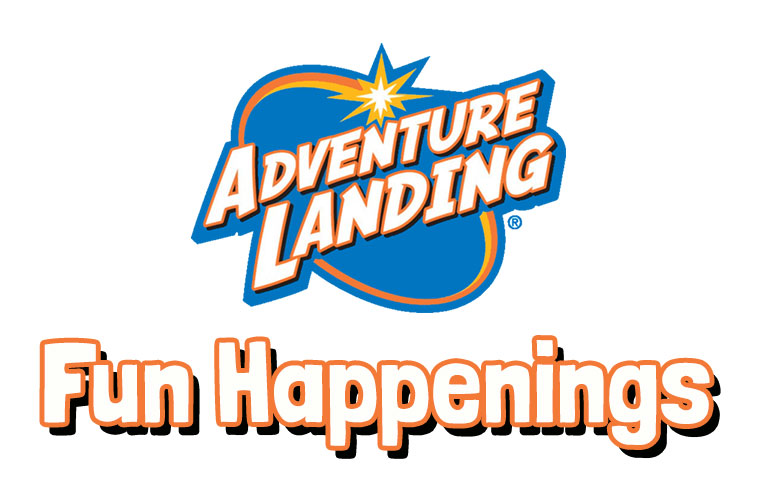 Fun Happenings | Adventure Landing Family Entertainment Center | St. Augustine, FL