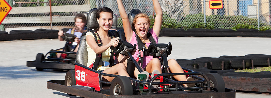 Adventure Speedway Go Karts | Adventure Landing Family Entertainment Center | St. Augustine, FL