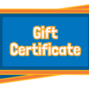 Gift Certificate | Adventure Landing Family Entertainment Center | St. Augustine, FL