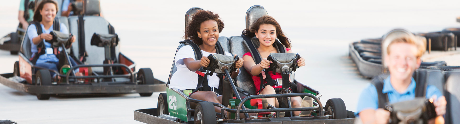 Go Karts | Adventure Landing Family Entertainment Center | St. Augustine, FL